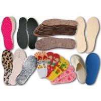 Стельки и ледоступы для обуви