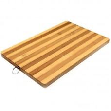 Доска разделочная  из бамбука   28/18 см