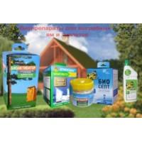 Биосоставы для дачных туалетов и выгребных ям и т.д
