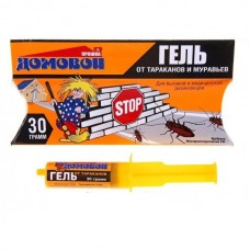 """Гель от тараканов и муравьев   """"Домовой"""" 30 гр"""