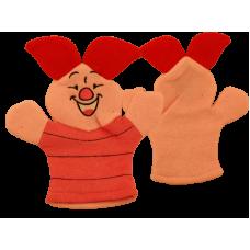 Мочалка-варежка Хрюша