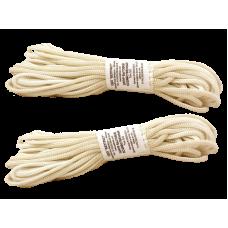 Верёвка  белая  10м  ШВ