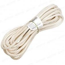Веревка белая №8   10м