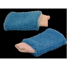 мочалка массажная рукавица