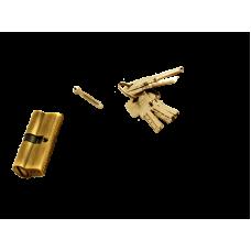 """Секрет """"Перфорированный Золото Латуновый"""" JGETM 70мм ключ ключ 5"""