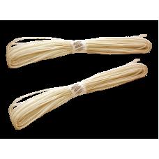 Верёвка 30м белая №4
