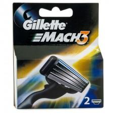 GILLETTE MACH3   2шт