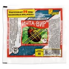 """От насекомых-вредителей  """"Инта-Вир"""" 8г"""