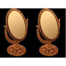 Зеркало бронза №8