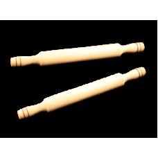 Скалка деревянная  41см