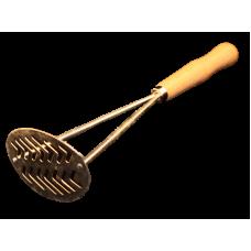 Картофелемялка овальная