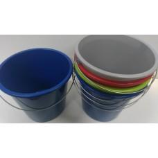 Ведро пластиковое   5 лит     2081   ( Польша )