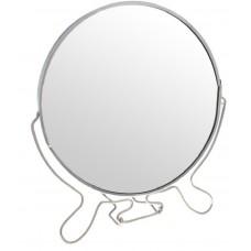 Зеркало круглое металлическое №7