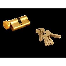 """Секрет """"Перфорированный Золото"""" 70мм ключ вертушка 5ключа в комп"""