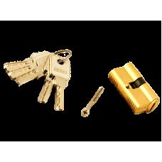 """Секрет """"Перфорированный Золото Латуновый"""" JGETM 60мм ключ ключ 5"""
