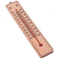 Термометр деревянный   21х4,5см