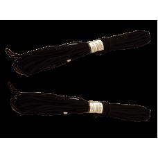 Верёвка  чёрная  №4   30мет