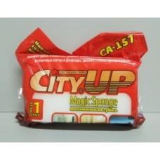 Меламиновая губка  1шт  CITY*UP