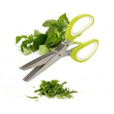 Ножницы для резки зелени 5 лезвий