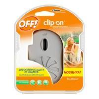 Прибор от комаров OFF Clip-on с фен-системой